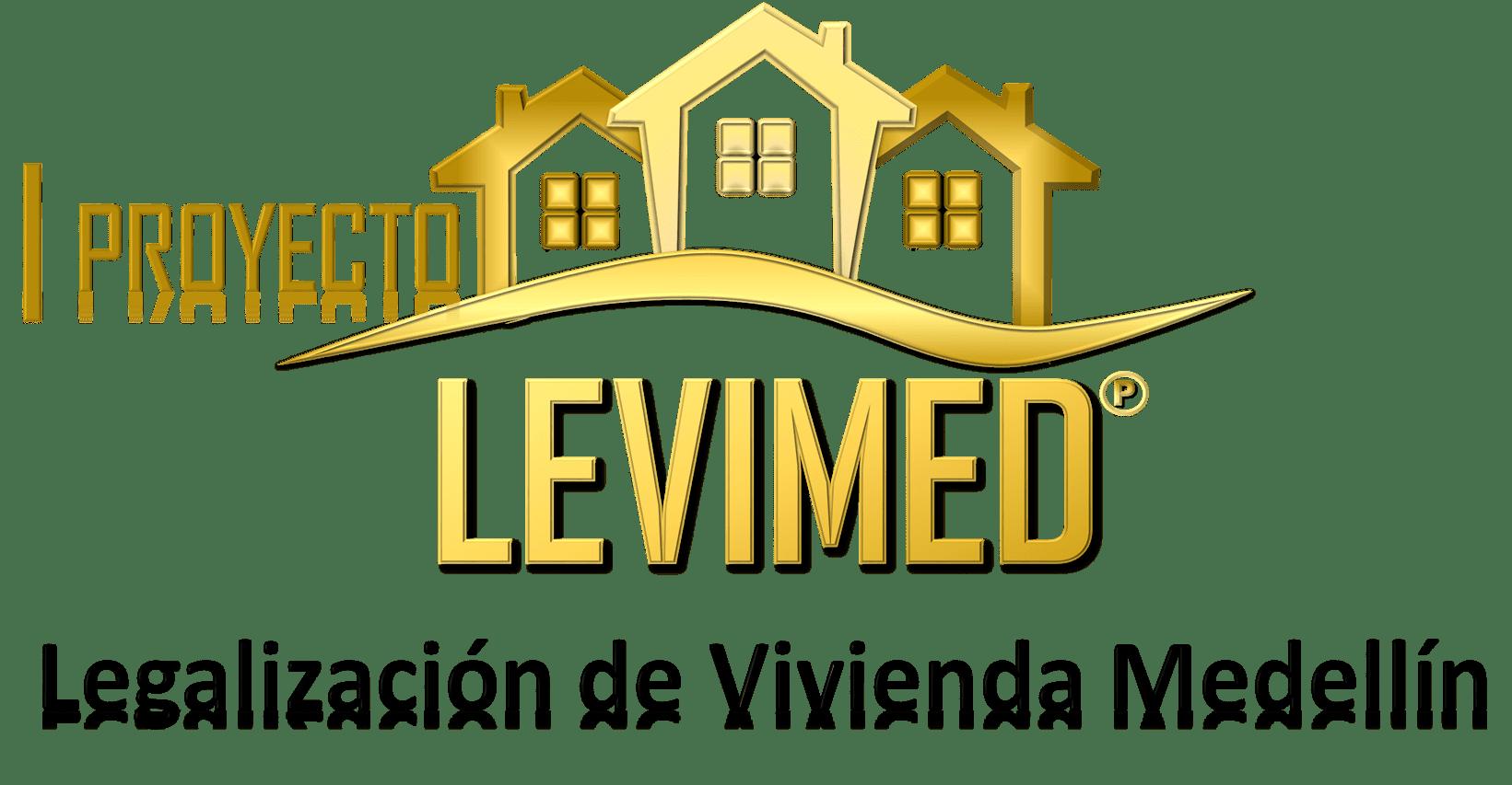 Proyecto LEVIMED - Legalización de Vivienda en Medellín