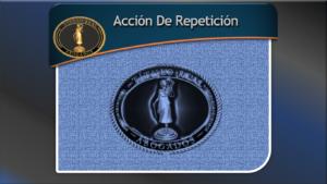 Acción De Repetición