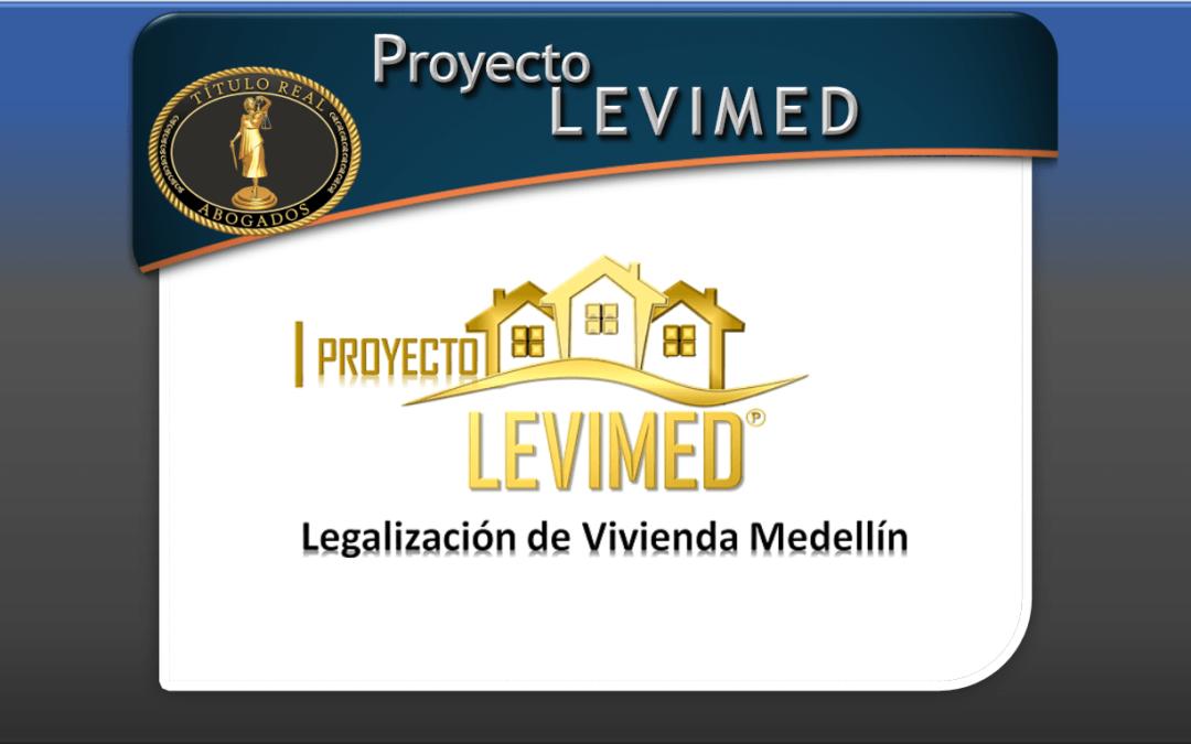 Legalización de Vivienda – LEVIMED