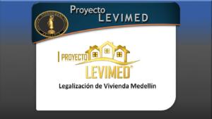 Legalización de Vivienda - LEVIMED