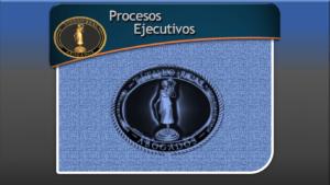 Procesos Ejecutivos